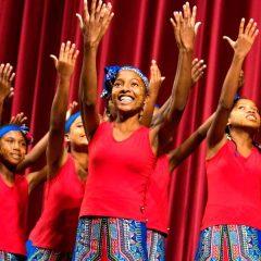 Concierto de Malagasy Gospel Choir en Auditorio Manuel de Falla en Granada