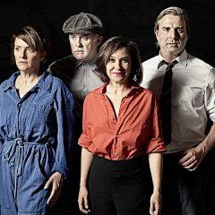 Mundo obrero en Gran Teatro de Huelva