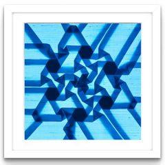 Pierre Louis Geldenhuys. Zellige, el lenguaje del universo en Alba Cabrera Art Contemporani en Valencia