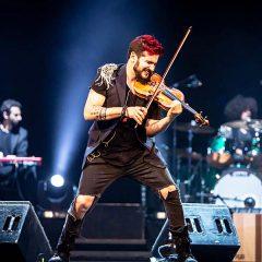 Concierto de Strad, el pequeño violinista rebelde en Teatro Fígaro en Madrid