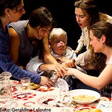 Verano en diciembre en Teatro María Guerrero  en Madrid