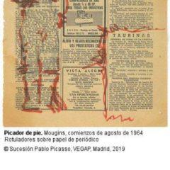 Exposición Exilio y Nostalgia en la Fundación Picasso Museo casa Natal de Málaga