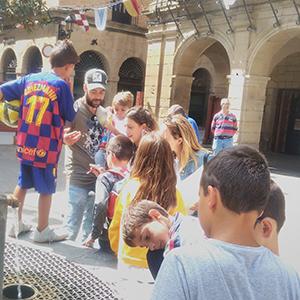 Scape urbano 800 razones en Viana