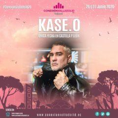 KASE.O es el cabeza de cartel de Conexión Valladolid Festival 2020