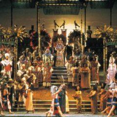 Aida, representación de la ópera de Verdi en Pontevedra