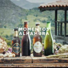 La Gastronomía de Momentos Alhambra