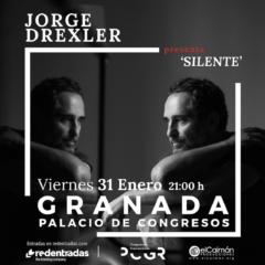 Jorge Drexler presenta en el Palacio de Congresos de Granada Silente