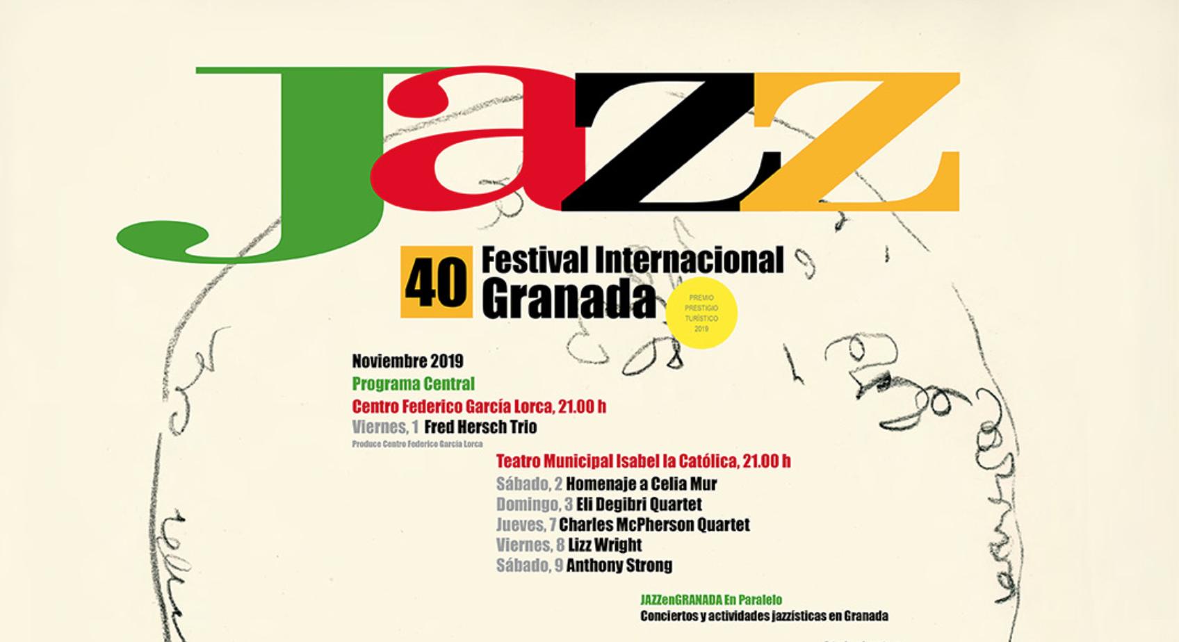 40 Festival Internacional de Jazz de Granada 2019