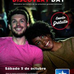 Kinépolis lanza la primera edición de Discovery Day