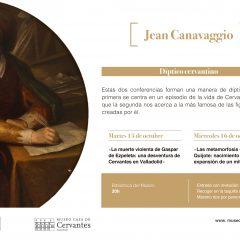 En el Museo Casa de Cervantes, Jean Canavaggio analiza la muerte violenta de Ezpeleta y las metamorfosis del Quijote