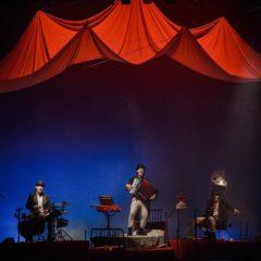 El Circo de Creatura en el Teatro Alhambra