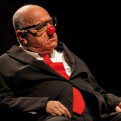 Leo Bassi con El último bufón en el Festival de Teatro de Humor de Santa Fe 2019, 25 edición
