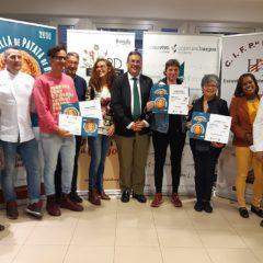 Ganadores del VI Concurso 'La Mejor Tortilla de Patata de Burgos'