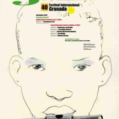 40 Festival Internacional de Jazz de Granada Programa completo 2019