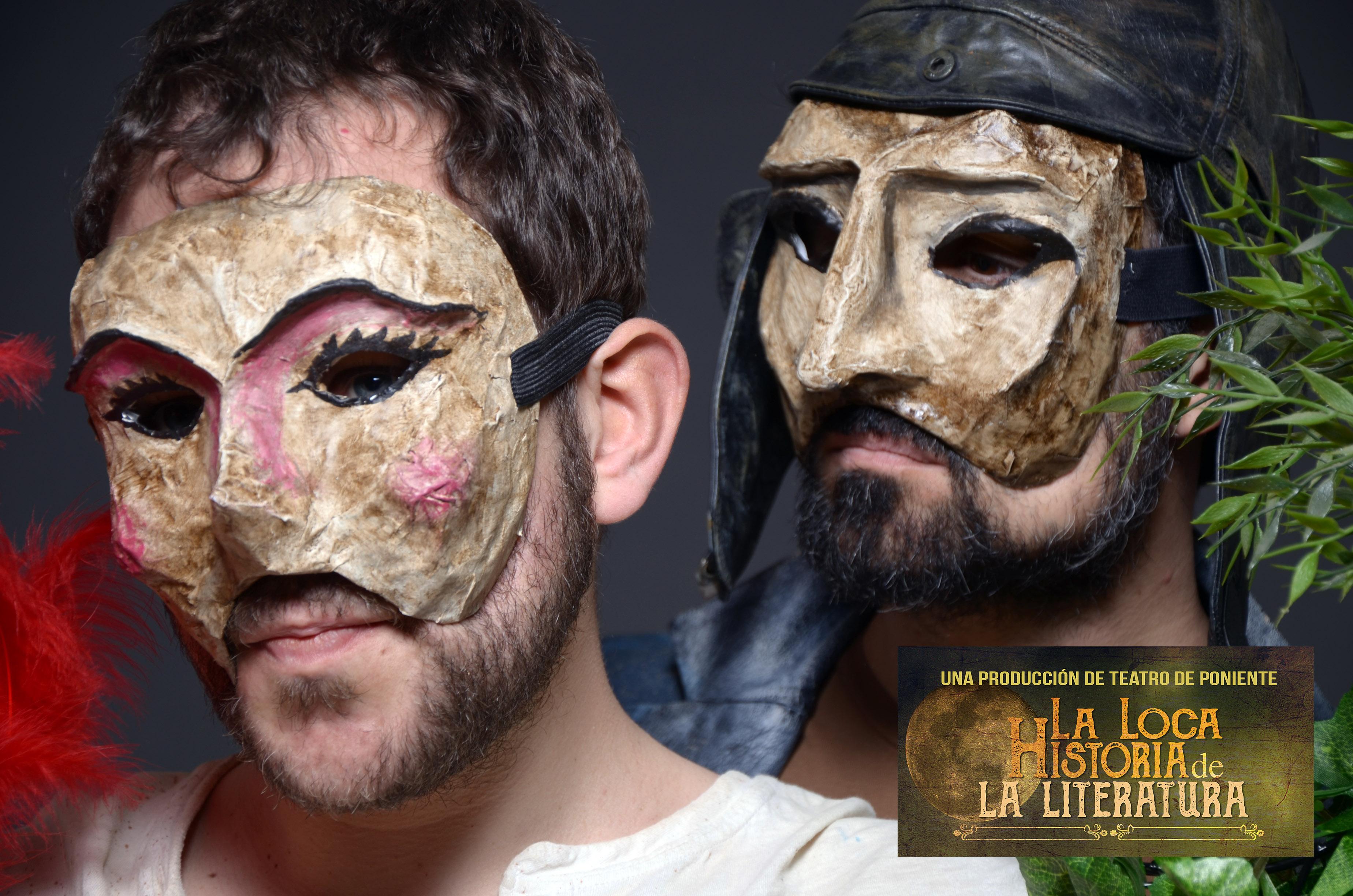 La loca historia de la Literatura en el Festival de Teatro de Humor de Santa Fe 2019, 25 edición