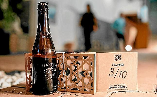 Las Numeradas de Cervezas Alhambra se presentan en el hotel Montalván de Sevilla