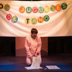 Los Juguetes de Tano en el teatro Cánovas de Málaga