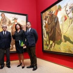 Exposición Sorolla Tierra Adentro en la Fundación Unicaja de Málaga