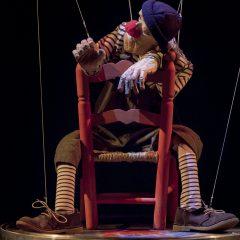 Etcétera estrena Totolín – entredós en el Centro Lorca