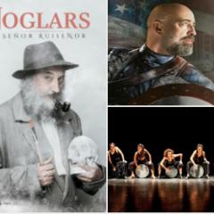 Todos los espectáculos en Murcia de noviembre 2019