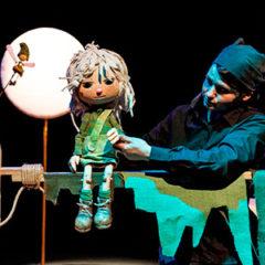 Adiós Peter Pan en Teatro Juan Bravo en Segovia