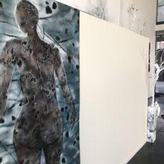 «Bosteko 2019» llega hoy a Amorebieta-Etxano con las obras de Gentz del Valle, Mertxe Periz y Sonia Rueda