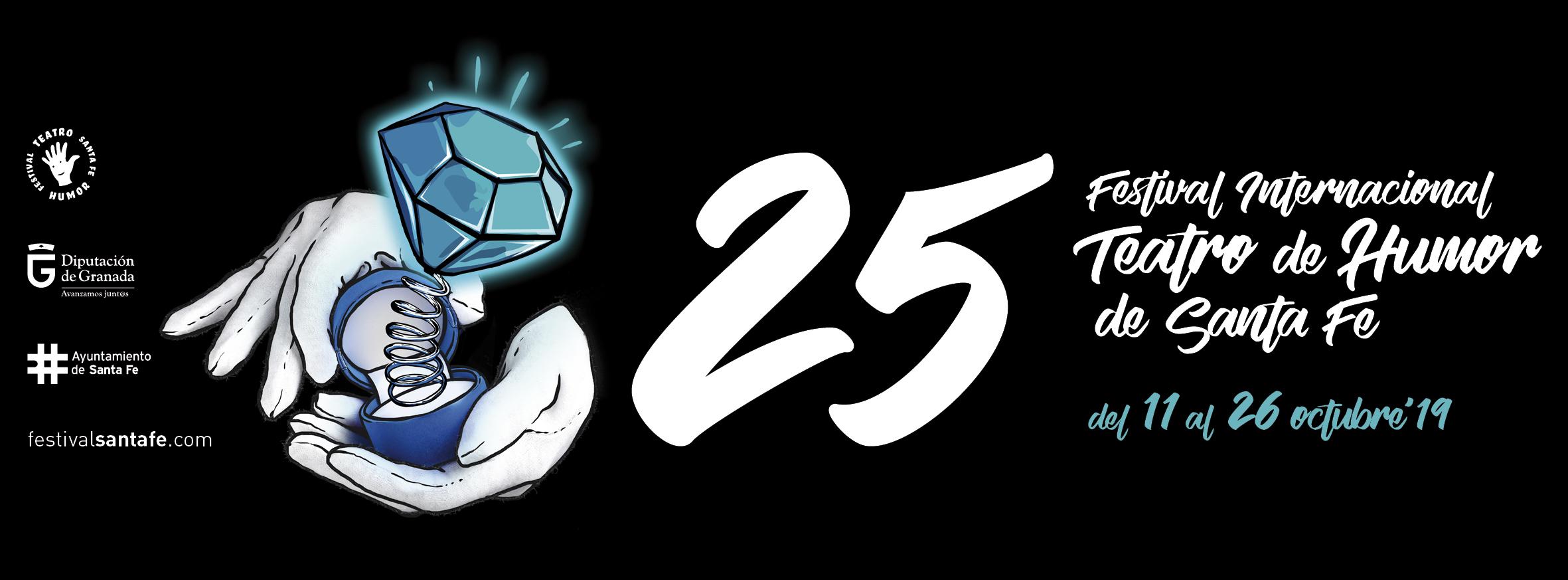 25 Festival Internacional de teatro de Humor de Santa Fe – Programación completa