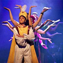 Canta cuentos en Teatro Auditorio Gonzalo Menéndez Pidal en Segovia