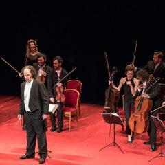 Concerto a tempo d'umore en Mira Teatro en Madrid