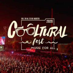 Concierto de Cooltural Fest 2020 en Recinto Cooltural Fest en Almería