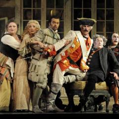 El barbero de Sevilla, ópera en el teatro Afundación de Vigo