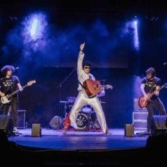 Concierto de El rock suena en familia en Teatro Fígaro en Madrid