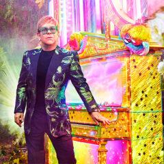 Concierto de Elton John en Palau Sant Jordi en Barcelona