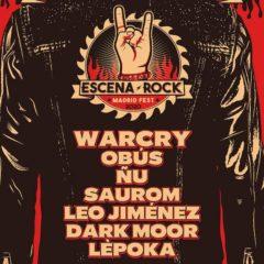 Concierto de Escena Rock 2020 en IFEMA – Feria de Madrid