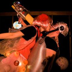 Fiesta, fiesta, fiesta en Teatro Palacio de la Audiencia en Soria
