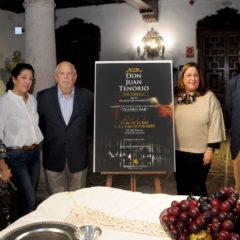 El Palacio de la Merced  volverá a convertirse en un gran escenario que albergará la representación de la obra de José Zorrilla, Don Juan Tenorio