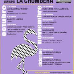 Patrimonio Flamenco 2019 en La Chumbera