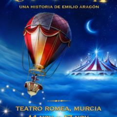 Circlassica llega al Teatro Romea de Murcia