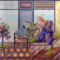 Guillermo Pérez Villalta. El signo de Occidente en Centro de Creación Contemporánea de Andalucía en Córdoba