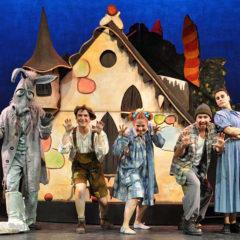 Hansel y Gretel (el musical) en Mira Teatro en Madrid