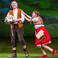 Heidi, el musical en Teatro Sanpol en Madrid
