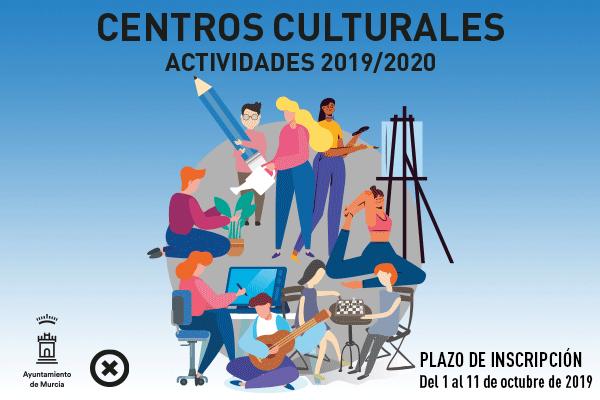 cursos y talleres culturales