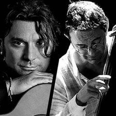 Concierto de Josemi Carmona y Javier Colina con Bandolero en Círculo de Bellas Artes en Madrid