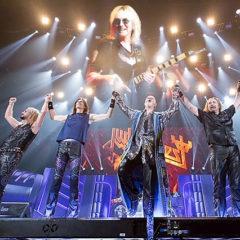 Concierto de Judas Priest + Angelus Apatrida + Accept + UFO + otros en Parc de Can Zam en Barcelona