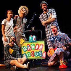 Concierto de La Banda Mocosa en Teatro Ramos Carrión en Zamora