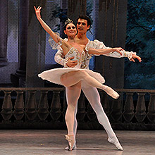 La Bella Durmiente (Russian National Ballet) en Auditorio Municipal de Ourense