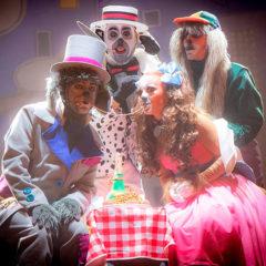 La Dama y el Vagabundo, el musical. Como Romeo sin Julieta en Auditorio de Música Joaquín Rodrigo en Madrid