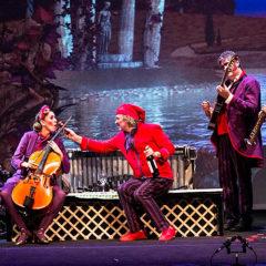 Las 4 estaciones… ya no son lo que eran en Teatro Reina Sofía en Zamora