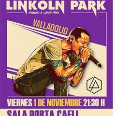 Linkoln Park  Tributo a Linkin Park en Sala Porta Caeli Global Music