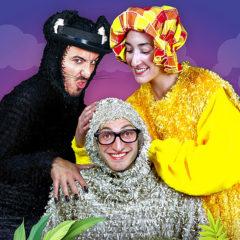 Pato, el feo en Teatros Luchana en Madrid